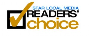 Readers' Choice 2013