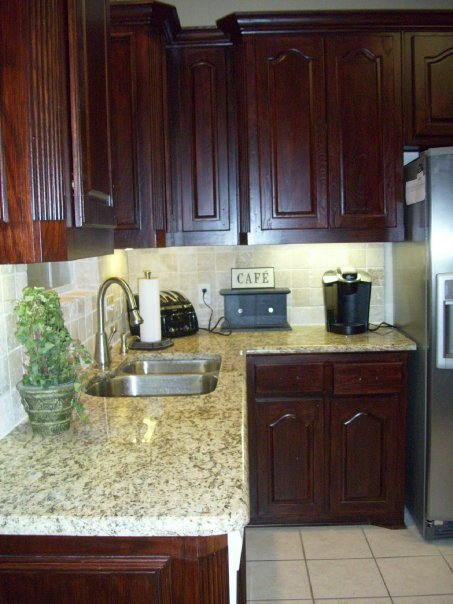 New Kitchen Cabinets Before After kitchen remodel project – before and after photos | right choice